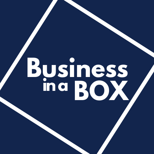Logo Business in a BOX